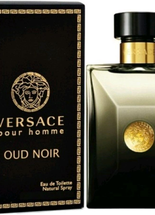 """Духи мужские """" Versace Oud Noir """" 100ml"""