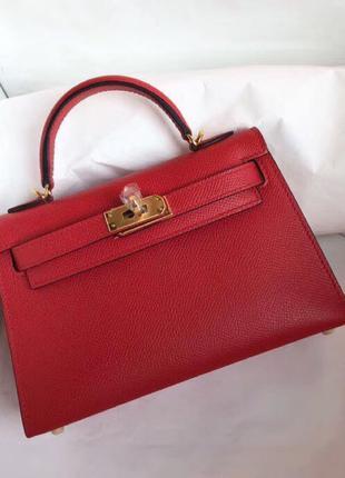 Сумка Hermes Mini 20см (гермес, женская сумка)