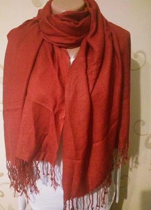 Красивый шарф палантин платок шаль .