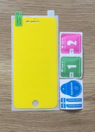 Гидрогелевая пленка для iPhone 6 Plus гідрогелева плівка