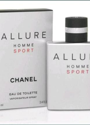 "Духи мужские "" Chanel Allure Homme Sport "" 100ml"