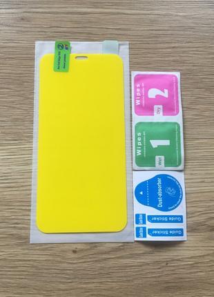 Гидрогелевая пленка для iPhone X гідрогелева плівка