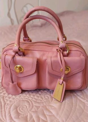 Кожаная сумочка-багет от английского бренда jasper conran.