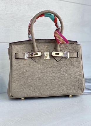 Сумка Hermes Birkin 25cm (гермес, женская сумка)