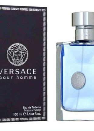 "Духи мужские "" Versace Pour Homme "" 100ml"