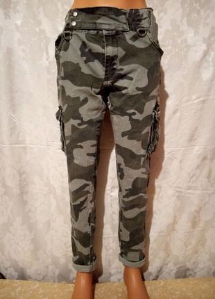 Мужские камуфляжные штаны