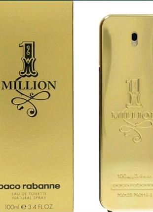 """Духи мужские """" Paco Rabanne One Million """" 100ml"""
