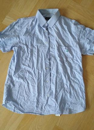 Рубашка с коротким рукавом длинным мешок лот опт пакет вещей