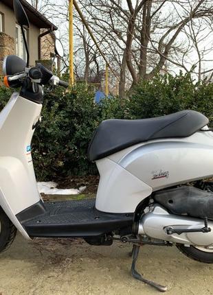 Продам скутер мопед Хонда тудей Honda today af-61