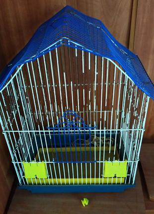 Клетка для птиц. Клетка для домашних животных