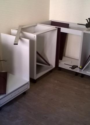 Сборка, разборка, ремонт и изготовление мебели. Каменское.