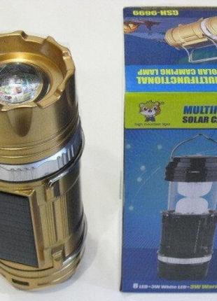 Фонарик Фонарик GSH-9699 кемпинг компактный ручной прочный турист