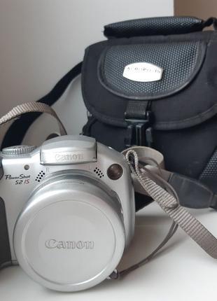 Фотоаппарат Canon PowerShot S2 IS (pc 1130) под ремонт