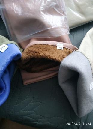 Распродажа!Перчатки рабочие кожаные зимние
