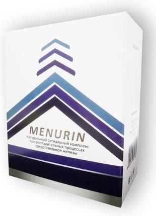 Оптом купить Menurin - Комплекс от простатита (Менурин)