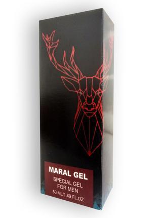 Оптом купить Maral gel - Гель для мужской силы (Марал Гель)