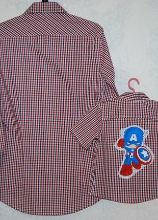 Рубашки из серии family look