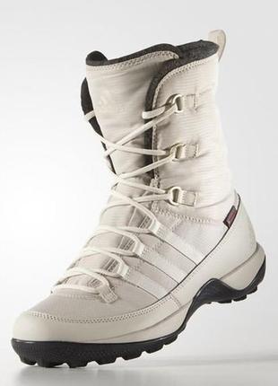 Ботинки женские adidas climaheat libria pearl climaproof  b33118
