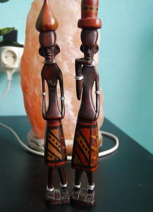 Две статуэтки из южной африки
