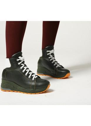 Зимние ботинки в спортивном стиле 36-41