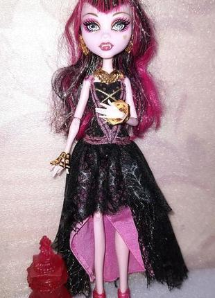 Кукла Монстер Хай Дракулаура Monster High