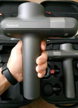 Ударный массажёр Xiaomi Yunmai Массажёр для тела Meavon Mijia