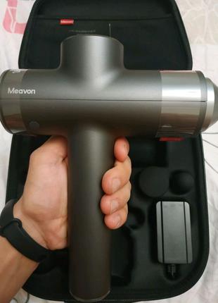 Ударный массажёр Xiaomi Meavon Массажёр для тела Yunmai Mijia