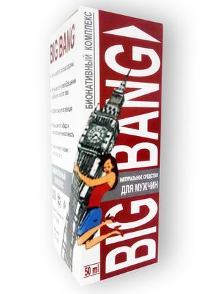 Оптом купить Big Bang - Сироп для потенции (Биг Банг)
