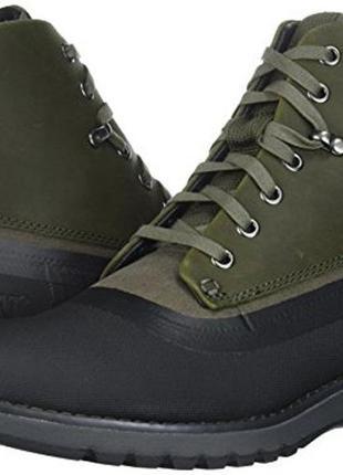 Мужские ботинки сапоги caterpillar radley waterproof оригинал ...