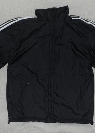 Куртка мужская зимняя двусторонняя xl