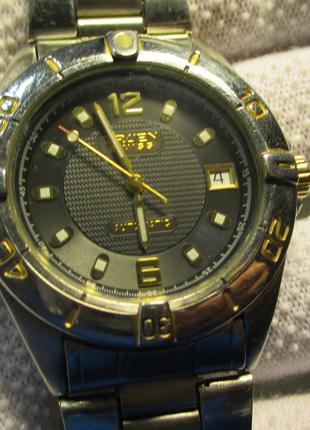 Gruen Swiss Automatic швейцарские мужские часы механические