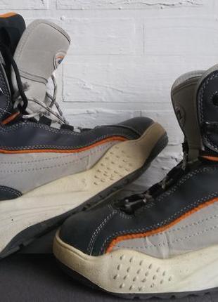 Ботинки сноубордические к2