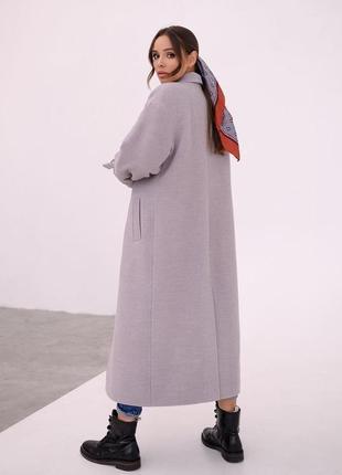 Красивое зимнее пальто утепленное