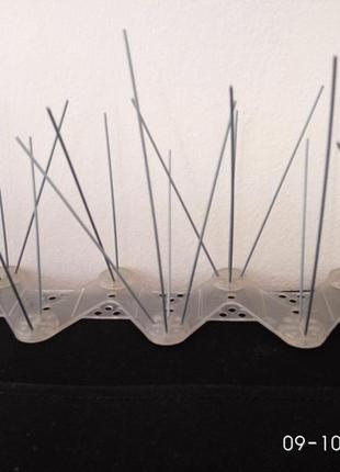 Антиприсадные шипы (защита от птиц) Модель45\40