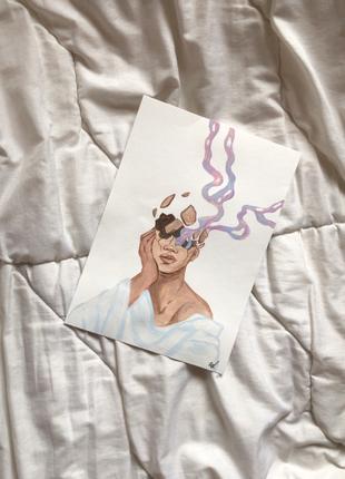 Картина «мои мысли»