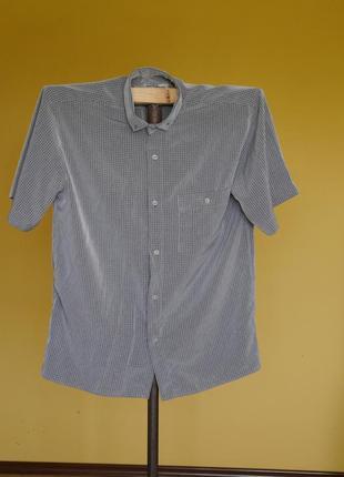 Рубашка-теніска-сорочка на розмір 50-52 reinwest