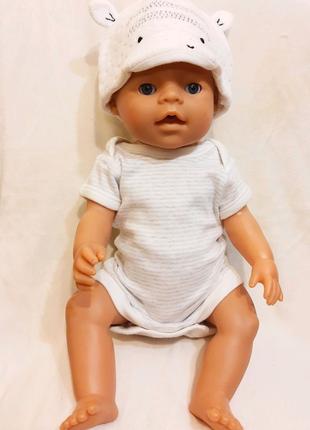 Пупс кукла Беби Борн 43см
