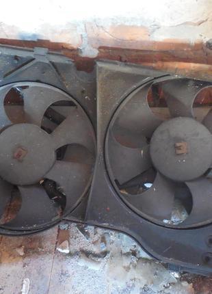 chrysler voyager электрический вентилятор радиаторов 4682624