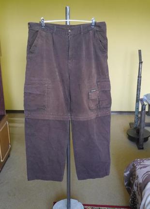 Брюки-штани котонові на 54 євро /34 наш розмір