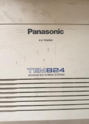 Panasonic KX-TEM824UA телефонная АТС бу