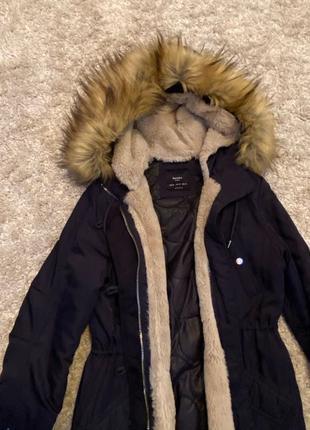 Парка , куртка , пальто, bershka