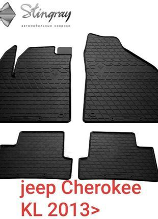Коврики Полики салона Jeep Compass Grand Cherokee Patriot Rene...