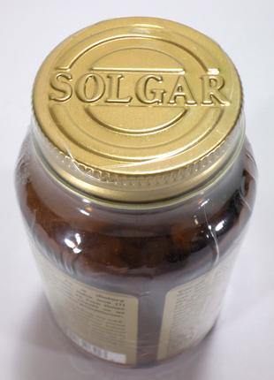 Solgar Витамин C 500 мг 100 капсул USA Солгар вітамін С