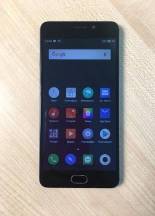 Смартфон Meizu M6 Note (50401)