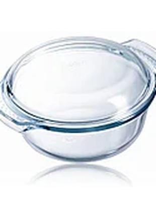 Кастрюля стеклянная (Пирекс/Pyrex) 3.0 л