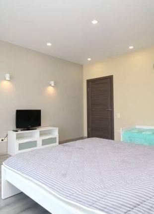 Посуточная аренда 1 комнатной квартиры  метро Минская