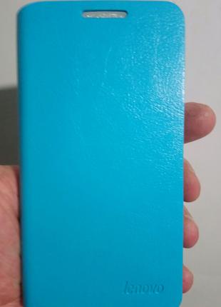 Чехол книжка для телефона lenovo a526