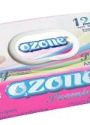 Влажные салфетки Ozone