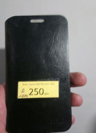 Чехол книжка для телефона lenovo a820
