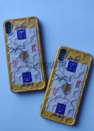 Чехол Los Angeles Lakers Kobe Bryant 24/8 для Iphone XS